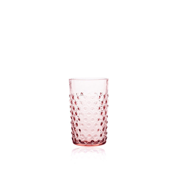 Rosaline Hobnail Tumbler (set of 6 pieces)