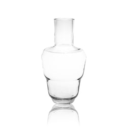Cloudless Clear Carafe from Shadows collection