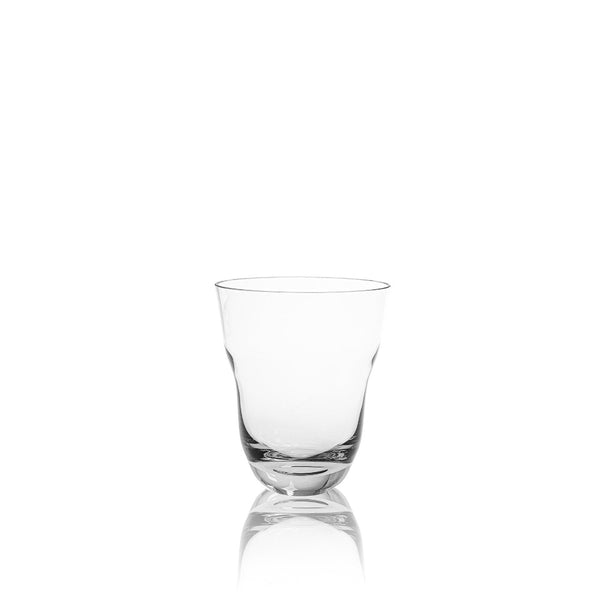 High Ball Glass in Cloudless Clear from Shadows collection by KLIMCHI