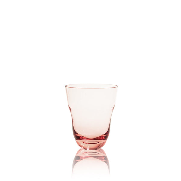 SHADOWS <br> High Ball Glass in Suede Pink <br> (Set of 2)