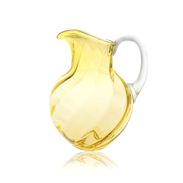 Underlay Amber Jug from Marika collection