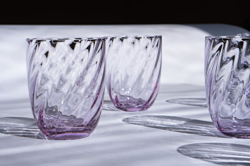 Lilac Imperial Tumbler (set of 6 pieces)