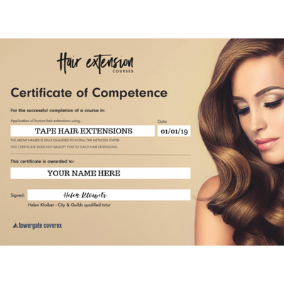 Your Career As A Hair Extension Technician