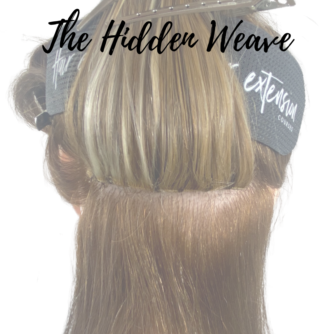 The Hidden Weave Hair Extensions Course
