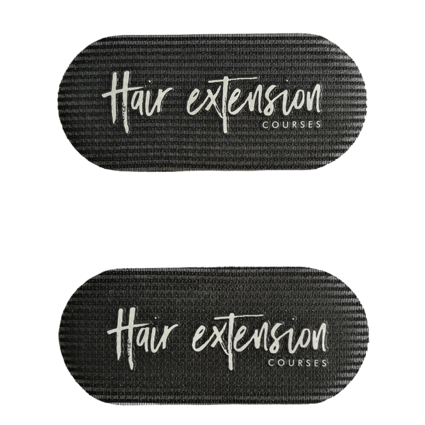 Hair Sectioning Pads - Holds All Stray Hairs - Easier Fittings (2 Pack)