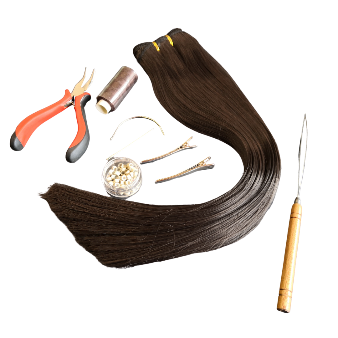 Sew In Weft Hair Extensions Course (Australia)