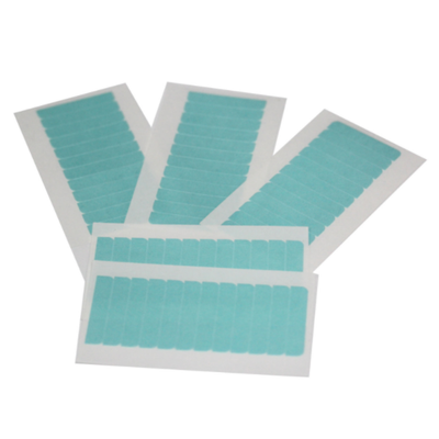 Tape Hair Extensions - Pre Cut Replacement Tabs - 60 Pieces