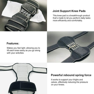 Walk-Hero™  KneePower Arthritis Joint Supporter (One Pair/2pcs)