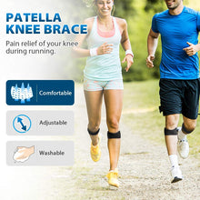 Load image into Gallery viewer, WALK-HERO™ The Adjustable Patella Knee Tendon Support