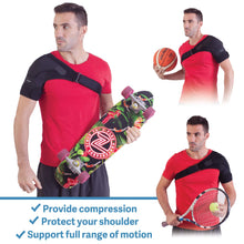 Load image into Gallery viewer, Walk-Hero™ The Adjustable Shoulder Support