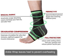 Load image into Gallery viewer, WALK-HERO™ 360 Compression Arch Ankle Support