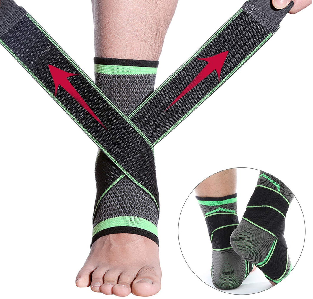WALK-HERO™ 360 Compression Arch Ankle Support