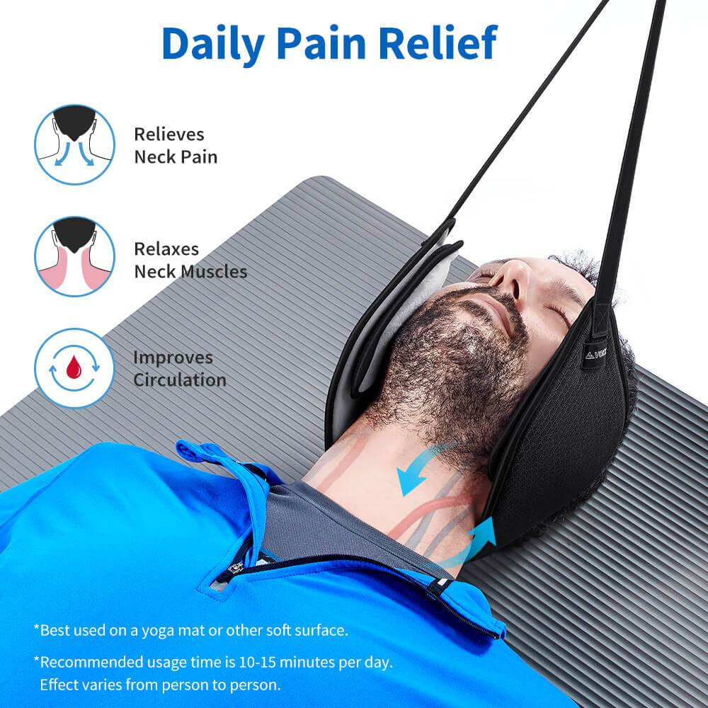 WALK-HERO™ NECK HAMMOCK STRETCHER