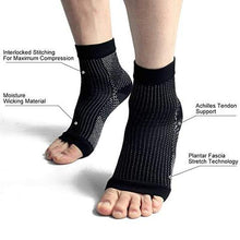 Load image into Gallery viewer, WALK-HERO™ Copper Infused Magnetic Foot Compression Support