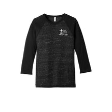 Load image into Gallery viewer, Forks Wear 3/4 Sleeve Baseball Tee