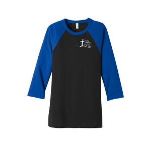 Forks Wear 3/4 Sleeve Baseball Tee