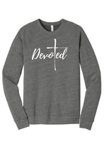 Load image into Gallery viewer, Devoted | The Power of One:  Crewneck Sweatshirt