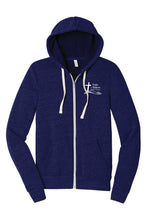 Load image into Gallery viewer, NEW! Forks Wear Full Zip Sponge Fleece Hooded Sweatshirt