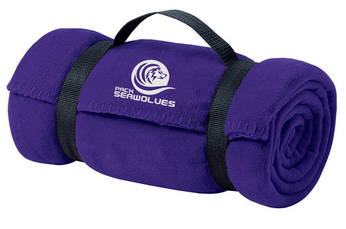 Swim PACK Blanket with Carrying Strap