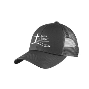 Forks Wear Embroidered Ball Cap
