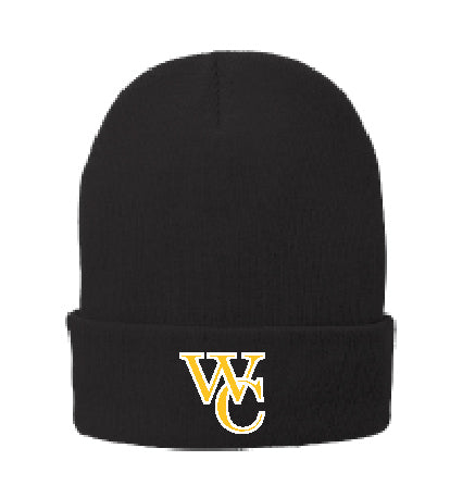 WINTER CLEARANCE - 50% OFF - Woodford Fleece-Lined Knit Cap
