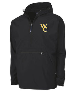 Woodford Embroidered Windbreaker