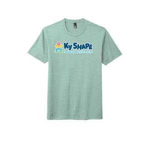 Ky Shape Adult Triblend Tee