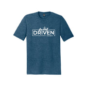 Load image into Gallery viewer, Devoted:  Driven  Tri-Blend Short Sleeve Tee