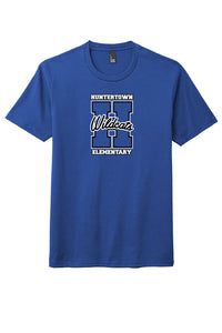Huntertown Triblend Tee