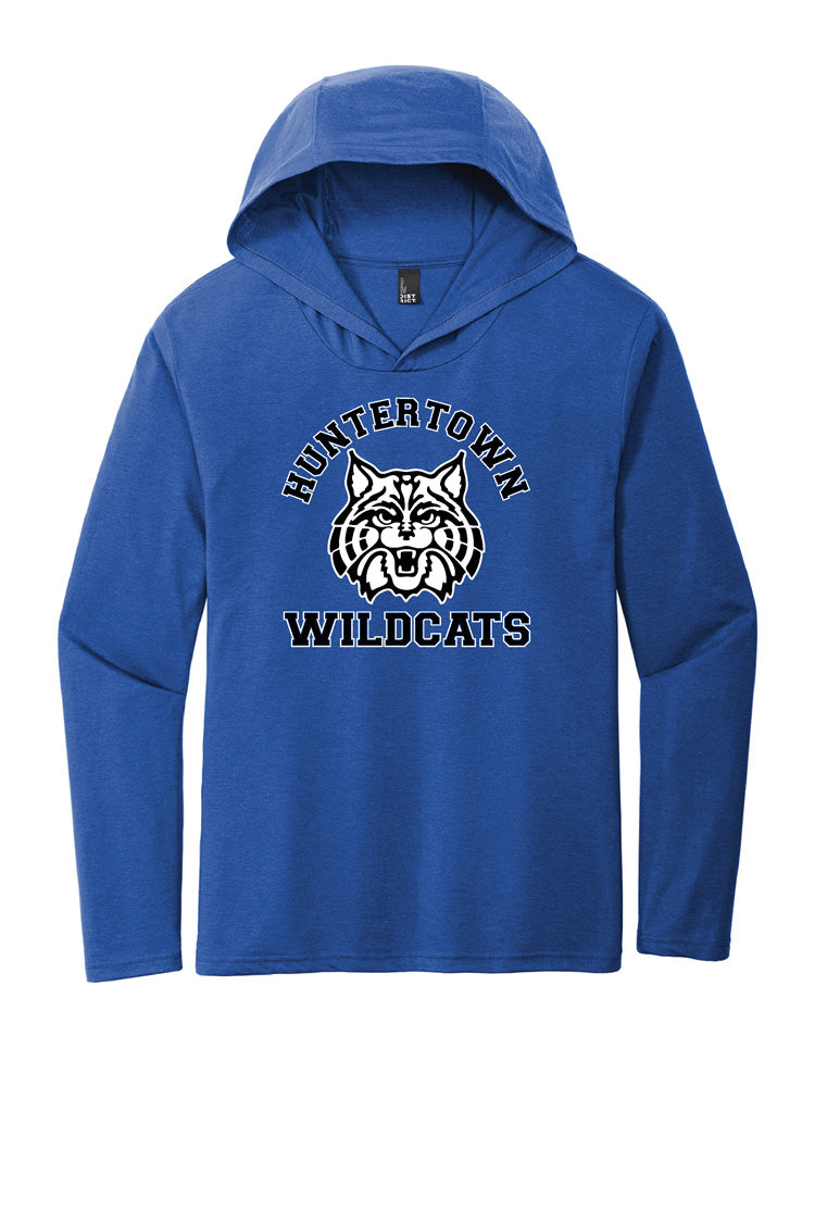 Huntertown Triblend Hooded Tee
