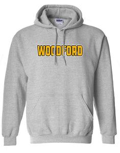 WINTER CLEARANCE - 50% OFF - Woodford Cotton Hoodie