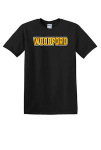 "Classic ""Woodford"" Cotton Short Sleeve Tee"