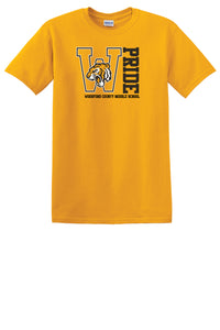 "Mentors and Meals  |  ""WCMS Tiger Pride"" Tee"