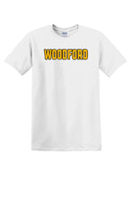 "Load image into Gallery viewer, Classic ""Woodford"" Cotton Short Sleeve Tee"