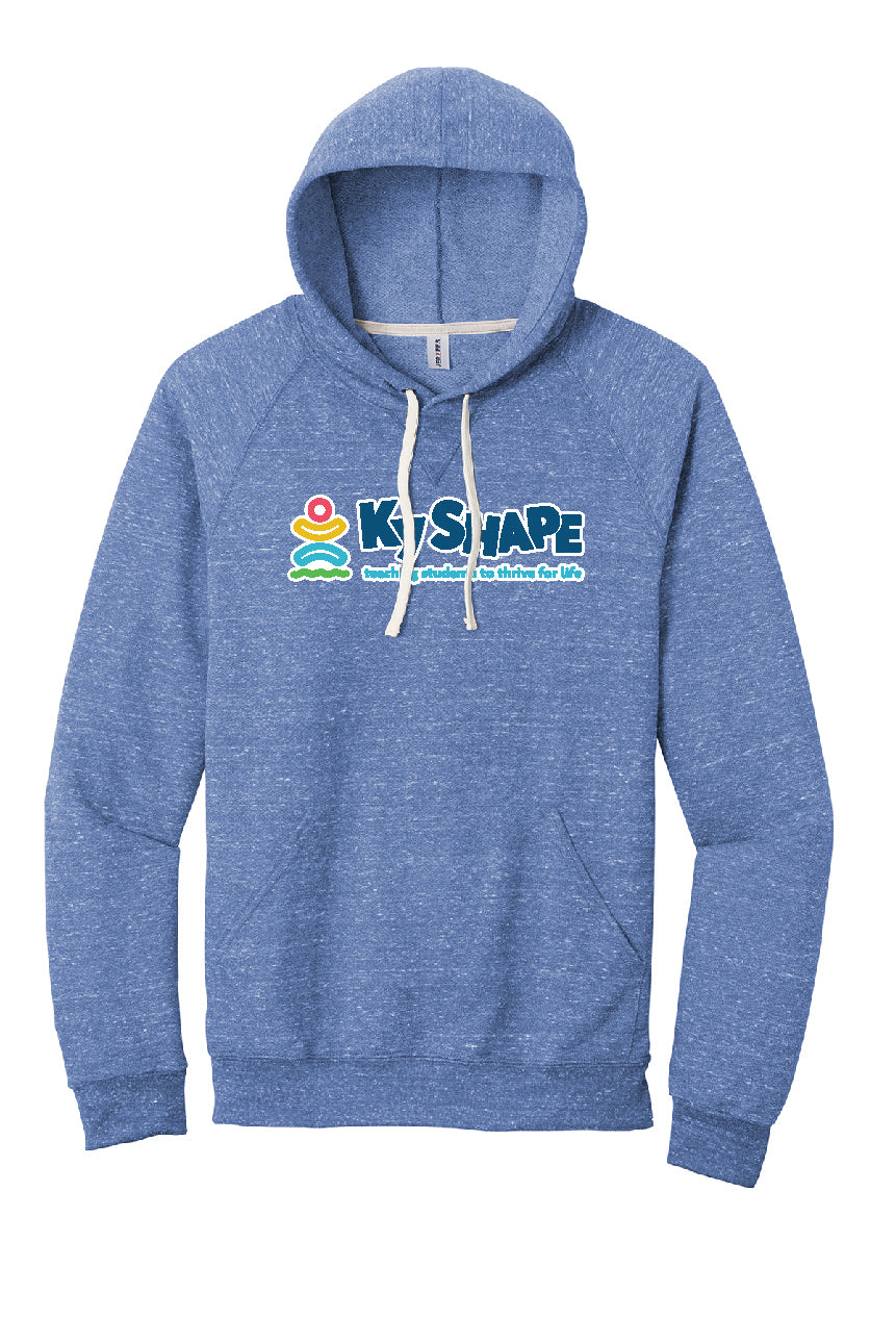 Ky Shape Adult French Terry Hoodie
