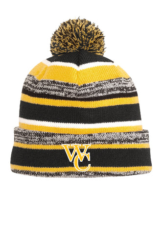 WINTER CLEARANCE - 50% OFF - Woodford Pom Beanie