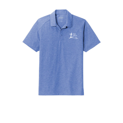 Forks Wear Embroidered Wicking Polo