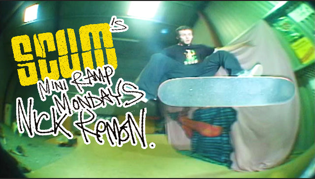 MINI RAMP MONDAYS EPISODE ONE