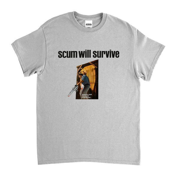 Scum will survive