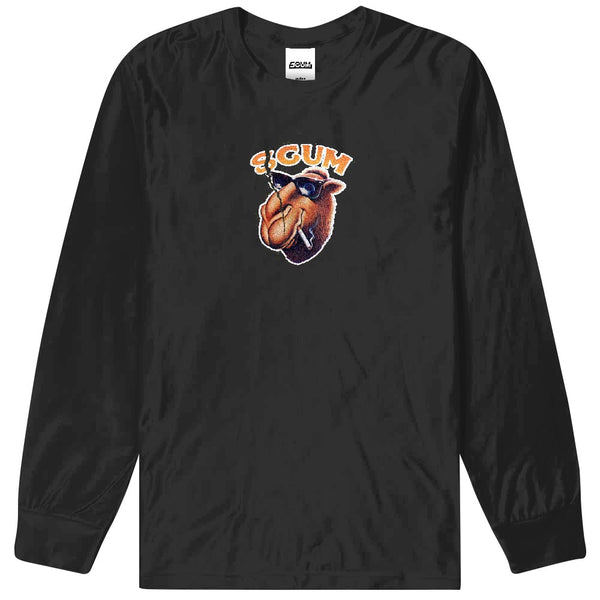 CAMEL SMOKER LONG SLEEVE T