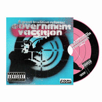 'GOVERNMENT VACATION' RAT BOY CD