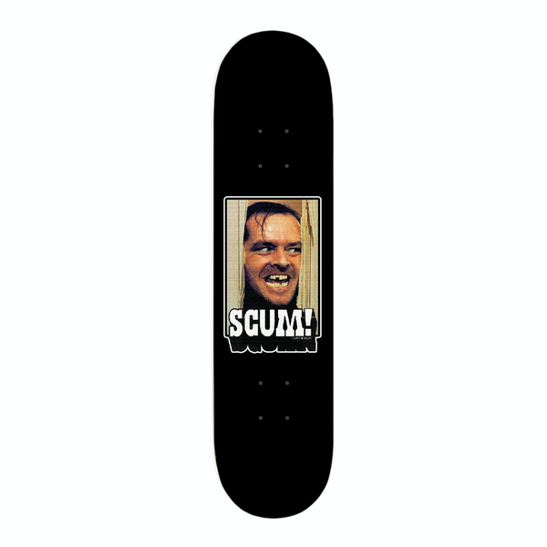 HERES SCUM DECK