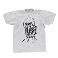 ART YOB FACE T SHIRT