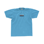 SCUM EMBROIDED LOGO T SHIRT