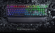 Razer BlackWidow Elite Mechanical Gaming Keyboard Green Switch - Green