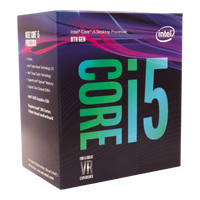 Intel Core i5-8400 2.8 GHz 6-Core LGA 1151 Processor