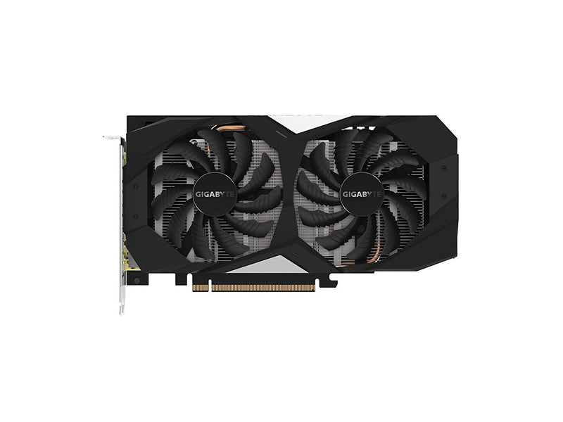 Gigabyte GeForce GTX 1660 OC 6G Graphics Card, 2X Windforce Fans, 6GB 192-bit GDDR5, Gv-N1660OC-6GD Video Card