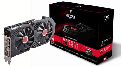 XFX Radeon RX 580 GTS XXX Edition 8.0 GB OC High End graphics card