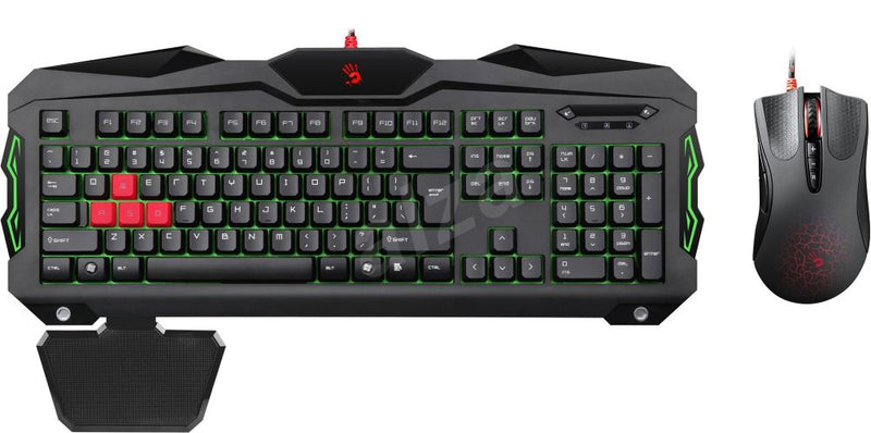 B2100 Bloody Gaming Keyboard Mouse