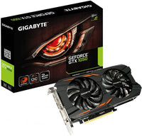 Gigabyte GeForce GTX 1060 G1 Gaming Graphic Card - GV-N1060G1Gaming-6GD